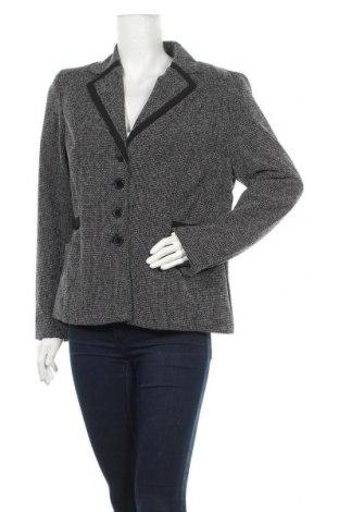 Дамско сако Kingfield, Размер XL, Цвят Черен, Цена 26,46лв.