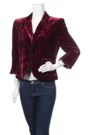 Дамско сако Loft By Ann Taylor, Размер M, Цвят Червен, Цена 25,94лв.