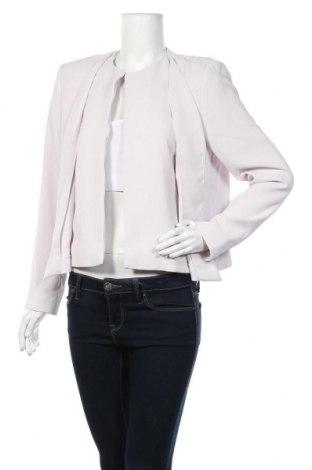Дамско сако Mango, Размер L, Цвят Пепел от рози, Полиестер, Цена 19,75лв.