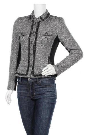 Дамско сако Marc Aurel, Размер M, Цвят Черен, 54% памук, 34% полиамид, 5% полиестер, Цена 35,28лв.