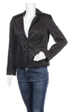 Дамско сако More & More, Размер L, Цвят Черен, 48% полиамид, 46% памук, 6% метални нишки, Цена 25,94лв.