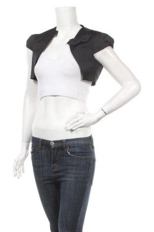 Дамско сако Orsay, Размер M, Цвят Черен, 56% полиестер, 41% памук, 3% еластан, Цена 8,14лв.