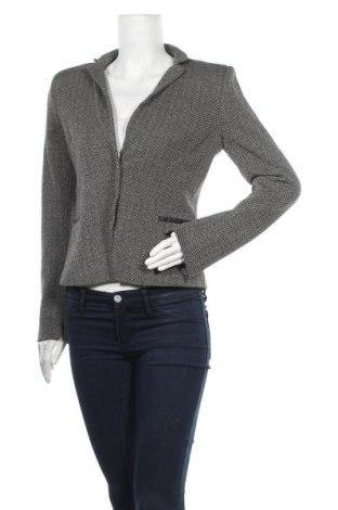 Γυναικείο σακάκι Patrizia Pepe, Μέγεθος L, Χρώμα Γκρί, 98% βισκόζη, 2% ελαστάνη, Τιμή 32,95€