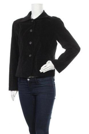 Дамско сако Talbots, Размер L, Цвят Черен, 97% памук, 3% еластан, Цена 6,83лв.