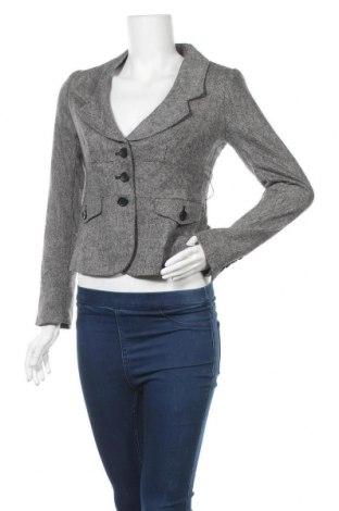 Дамско сако The Limited, Размер M, Цвят Сив, 50% вълна, 40% полиестер, 10% коприна, Цена 17,75лв.