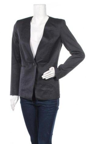 Дамско сако Top Secret, Размер M, Цвят Сив, 65% полиестер, 33% вискоза, 2% еластан, Цена 22,25лв.