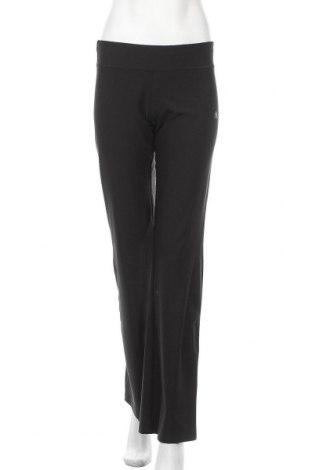Γυναικείο αθλητικό παντελόνι Adidas, Μέγεθος M, Χρώμα Μαύρο, 93% πολυεστέρας, 7% ελαστάνη, Τιμή 20,78€