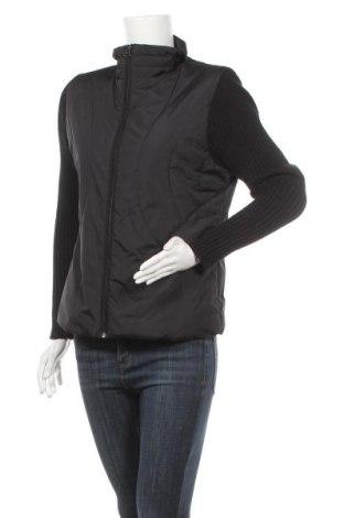 Дамско яке Authentic Clothing Company, Размер M, Цвят Черен, Цена 13,23лв.
