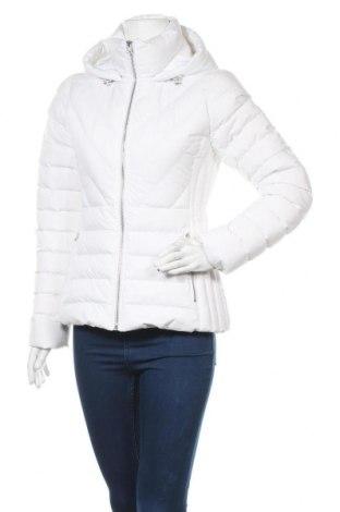 Γυναικείο μπουφάν Abercrombie & Fitch, Μέγεθος XS, Χρώμα Λευκό, Πολυεστέρας, Τιμή 75,98€
