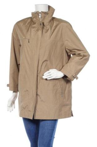 Γυναικείο μπουφάν Concept UK, Μέγεθος L, Χρώμα  Μπέζ, 60% πολυεστέρας, 40% βαμβάκι, Τιμή 22,86€
