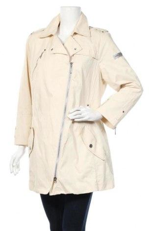 Γυναικείο μπουφάν Frieda & Freddies, Μέγεθος XL, Χρώμα  Μπέζ, 52% βαμβάκι, 48% πολυεστέρας, Τιμή 15,46€