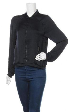 Дамско яке Garcia Jeans, Размер M, Цвят Син, Полиестер, Цена 22,77лв.