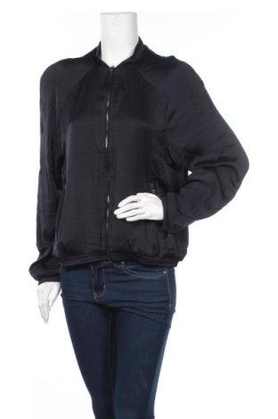 Дамско яке Garcia Jeans, Размер L, Цвят Черен, Полиестер, Цена 89,25лв.
