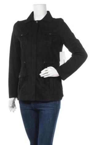 Γυναικείο μπουφάν Justfab, Μέγεθος S, Χρώμα Μαύρο, Πολυεστέρας, Τιμή 19,00€