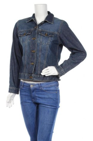 Γυναικείο μπουφάν KappAhl, Μέγεθος M, Χρώμα Μπλέ, Βαμβάκι, Τιμή 20,95€