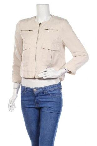 Γυναικείο μπουφάν Mark Adam, Μέγεθος M, Χρώμα  Μπέζ, Πολυεστέρας, Τιμή 8,18€