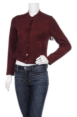 Дамско яке Vero Moda, Размер S, Цвят Червен, 92% полиестер, 8% еластан, Цена 43,89лв.