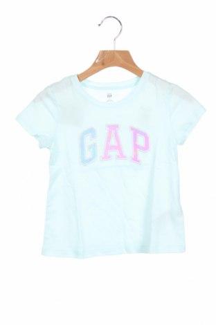 Παιδική μπλούζα Gap Baby, Μέγεθος 3-4y/ 104-110 εκ., Χρώμα Μπλέ, Βαμβάκι, Τιμή 14,85€
