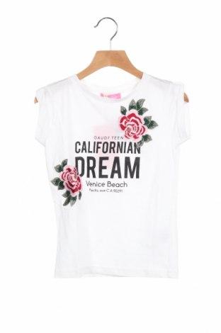 Παιδική μπλούζα Gaudi, Μέγεθος 3-4y/ 104-110 εκ., Χρώμα Λευκό, Βαμβάκι, Τιμή 17,18€