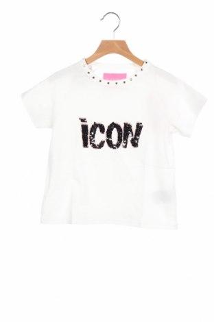 Παιδική μπλούζα Gaudi, Μέγεθος 5-6y/ 116-122 εκ., Χρώμα Λευκό, 95% βαμβάκι, 5% ελαστάνη, Τιμή 17,18€