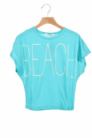 Παιδική μπλούζα Mini Molly, Μέγεθος 6-7y/ 122-128 εκ., Χρώμα Μπλέ, 65% πολυεστέρας, 35% βαμβάκι, Τιμή 13,92€