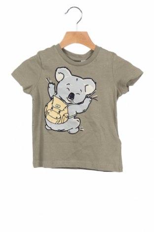 Παιδικό μπλουζάκι Chicco, Μέγεθος 18-24m/ 86-98 εκ., Χρώμα Πράσινο, Βαμβάκι, Τιμή 11,66€