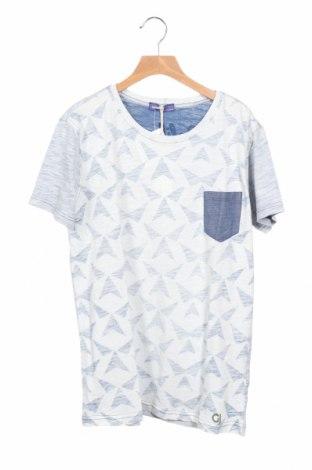 Παιδικό μπλουζάκι Gaudi, Μέγεθος 15-18y/ 170-176 εκ., Χρώμα Μπλέ, Βαμβάκι, Τιμή 24,33€