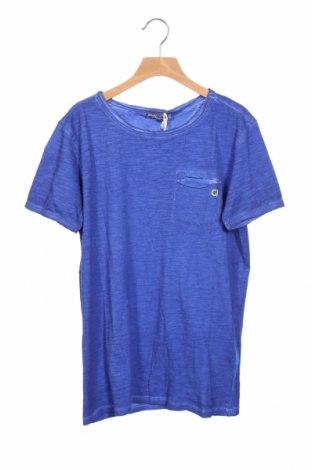 Παιδικό μπλουζάκι Gaudi, Μέγεθος 14-15y/ 168-170 εκ., Χρώμα Μπλέ, Βαμβάκι, Τιμή 24,33€