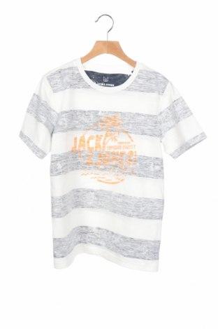 Παιδικό μπλουζάκι Jack & Jones, Μέγεθος 10-11y/ 146-152 εκ., Χρώμα Πολύχρωμο, 60% βαμβάκι, 40% πολυεστέρας, Τιμή 8,22€