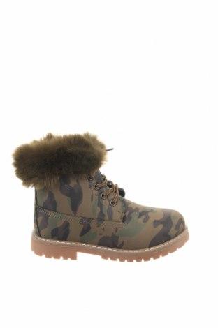 Παιδικά παπούτσια, Μέγεθος 32, Χρώμα Πράσινο, Δερματίνη, Τιμή 22,40€
