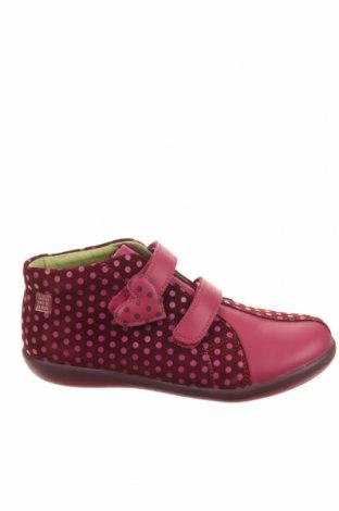 Παιδικά παπούτσια Agatha Ruiz De La Prada, Μέγεθος 34, Χρώμα Ρόζ , Φυσικό σουέτ, γνήσιο δέρμα, Τιμή 33,71€