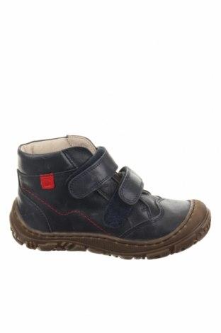 Παιδικά παπούτσια Bo-Bell, Μέγεθος 27, Χρώμα Μπλέ, Γνήσιο δέρμα, Τιμή 32,16€