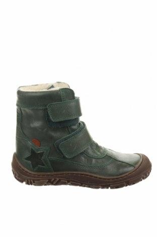 Παιδικά παπούτσια Bo-Bell, Μέγεθος 32, Χρώμα Πράσινο, Γνήσιο δέρμα, Τιμή 32,88€