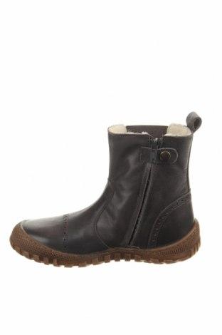 Παιδικά παπούτσια Bo-Bell, Μέγεθος 33, Χρώμα Γκρί, Γνήσιο δέρμα, Τιμή 32,17€