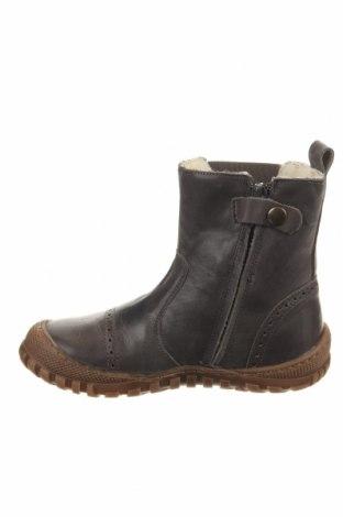 Παιδικά παπούτσια Bo-Bell, Μέγεθος 30, Χρώμα Γκρί, Γνήσιο δέρμα, Τιμή 32,17€