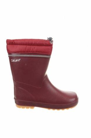 Παιδικά παπούτσια Celavie, Μέγεθος 34, Χρώμα Κόκκινο, Πολυουρεθάνης, Τιμή 20,10€