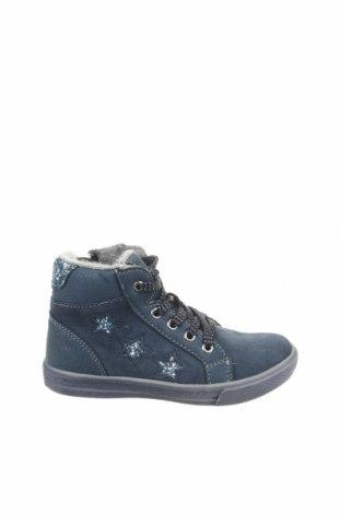 Παιδικά παπούτσια Ciao, Μέγεθος 27, Χρώμα Μπλέ, Φυσικό σουέτ, Τιμή 22,80€