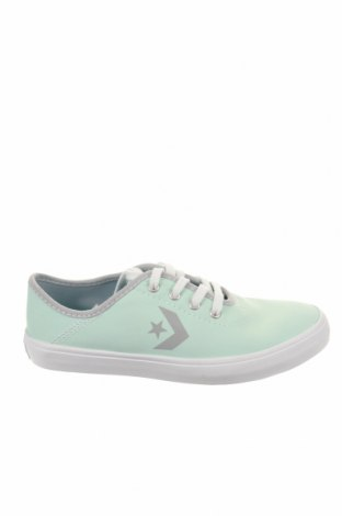 Παιδικά παπούτσια Converse, Μέγεθος 31, Χρώμα Μπλέ, Κλωστοϋφαντουργικά προϊόντα, Τιμή 26,61€