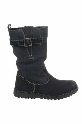 Παιδικά παπούτσια El Naturalista, Μέγεθος 33, Χρώμα Μπλέ, Φυσικό σουέτ, Τιμή 39,41€