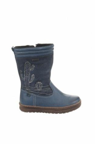 Παιδικά παπούτσια El Naturalista, Μέγεθος 26, Χρώμα Μπλέ, Γνήσιο δέρμα, φυσικό σουέτ, Τιμή 39,89€