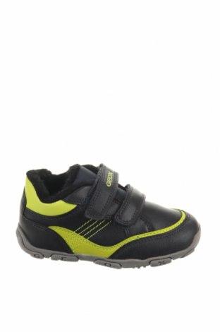 Детски обувки Geox, Размер 25, Цвят Син, Еко кожа, Цена 65,45лв.