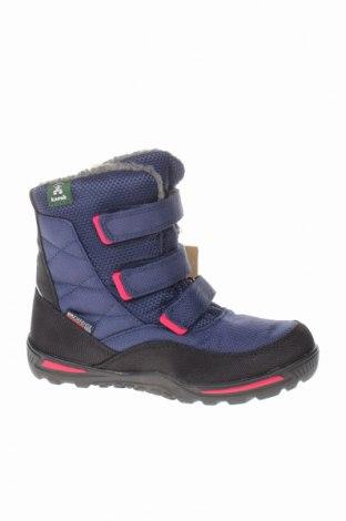 Παιδικά παπούτσια Kamik, Μέγεθος 31, Χρώμα Μπλέ, Κλωστοϋφαντουργικά προϊόντα, Τιμή 23,62€