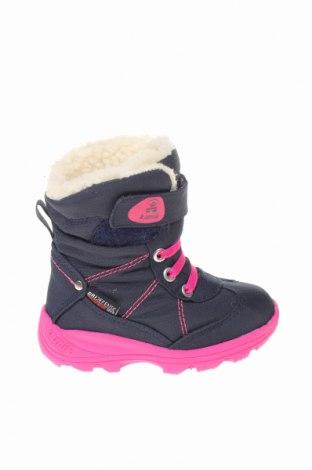 Παιδικά παπούτσια Kamik, Μέγεθος 25, Χρώμα Μπλέ, Κλωστοϋφαντουργικά προϊόντα, Τιμή 18,85€