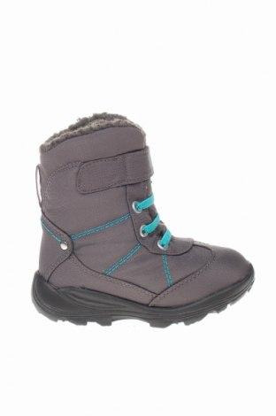 Παιδικά παπούτσια Kamik, Μέγεθος 26, Χρώμα Γκρί, Κλωστοϋφαντουργικά προϊόντα, Τιμή 30,54€
