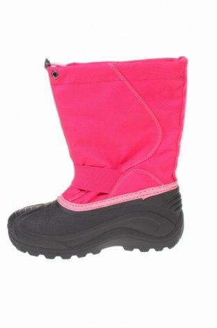 Παιδικά παπούτσια Kamik, Μέγεθος 33, Χρώμα Ρόζ , Κλωστοϋφαντουργικά προϊόντα, πολυουρεθάνης, Τιμή 25,65€