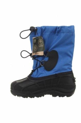 Παιδικά παπούτσια Kamik, Μέγεθος 32, Χρώμα Μπλέ, Κλωστοϋφαντουργικά προϊόντα, πολυουρεθάνης, Τιμή 26,63€