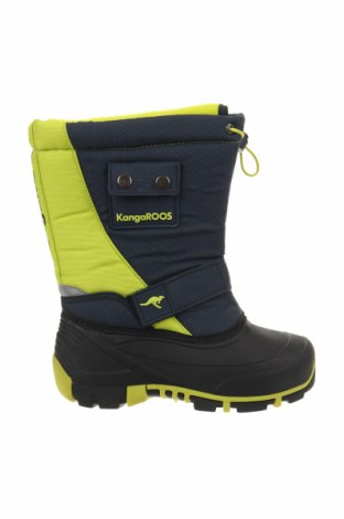 Παιδικά παπούτσια Kangaroos, Μέγεθος 34, Χρώμα Πράσινο, Κλωστοϋφαντουργικά προϊόντα, πολυουρεθάνης, Τιμή 42,14€