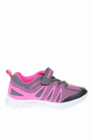 Παιδικά παπούτσια Kimberfeel, Μέγεθος 31, Χρώμα Πολύχρωμο, Κλωστοϋφαντουργικά προϊόντα, δερματίνη, Τιμή 19,56€