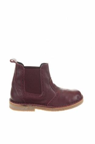 Παιδικά παπούτσια Kmins, Μέγεθος 30, Χρώμα Κόκκινο, Γνήσιο δέρμα, Τιμή 21,56€
