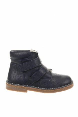 Παιδικά παπούτσια Kmins, Μέγεθος 30, Χρώμα Μπλέ, Γνήσιο δέρμα, Τιμή 31,92€